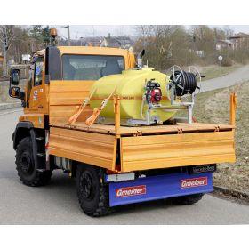 Mobiles Bewässerungssystem BWS 130 ideal für Grünanlagen und Parks| Inhalt 600 – 2000 l