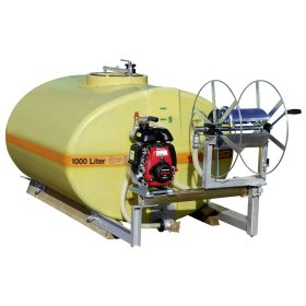 Mobiles Bewässerungssystem BWS 130 ideal für Grünanlagen und Parks  Inhalt 600 – 2000 l