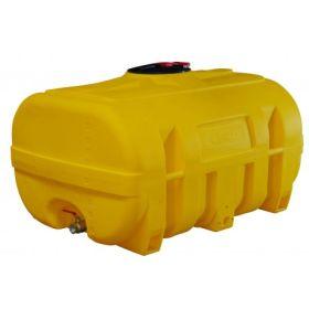 PE-Fässer, kofferförmig