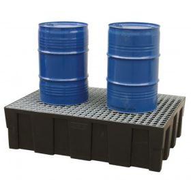 Zubehör Stahlgitterrost zu Euro-PE-Auffangwanne 250/2