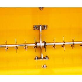 Epandeur KS 35-E, capacité 35 l, largeur d'épandage 60 cm