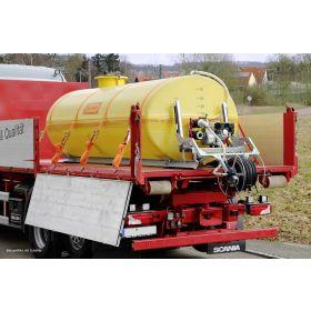 Mobiles Bewässerungssystem BWS 500 für Fahrzeugpritschen oder den stationären Betrieb, Inhalt 1000 – 2000 l