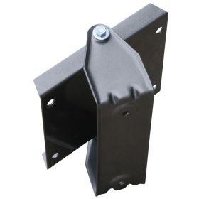 Wandkonsole schwenkbar schmal, passend zu Schlauchaufroller CEM-10559 und CEM-10560