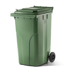 Poubelle / conteneur en plastique pour déchets organiques