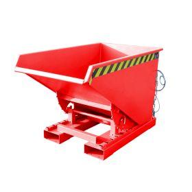 Kompakter Kippbehälter mit Abrollsystem, Typ Expo