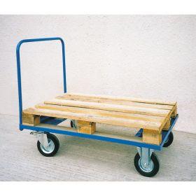 Châssis pour palettes ou caisses