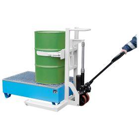 Fassheberoller Klammer für 200 l Fässer