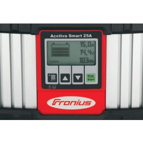 Profi-Ladesystem Acctiva Professional 25A - Batterieladesystem mit Pufferbetrieb