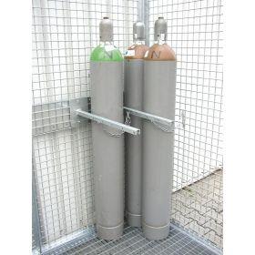 Dispositif de retenue pour conteneur de bouteille de gaz GFC-M