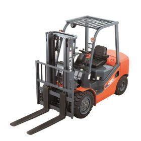 Chariot élévateur HELI à 4 roues, diesel, charge utile 3000 kg