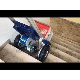 Treppensteiger mit Bremse, Typ TS 200-G