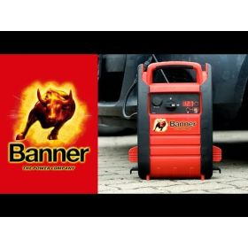 Banner Start Booster P12/24 START TRUCK EVO MAX