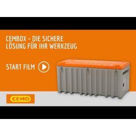 CEMbox Trolley in zwei Farbvarianten