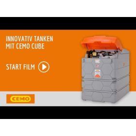 Stations CUBE pour diesel Outdoor Premium avec agrément pour la Suisse