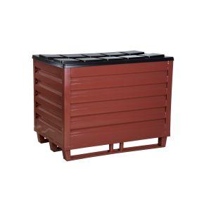 Zubehör zu Materialbox MB1000 - Kunststoffdeckel