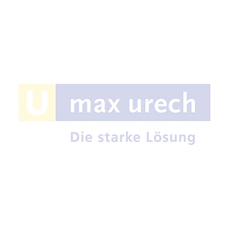 Treppenkarre aus Stahl mit 2 fünfarmigen Radsternen