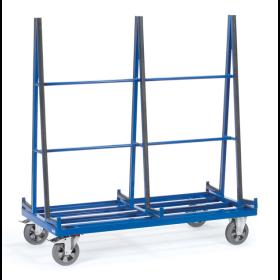 Plattenwagen zweiseitig schwere Ausführung