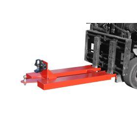 Rangierhilfe mit selbsttätiger Anhängerkupplung und Kupplungskugel - Typ RH-RAK