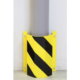 Anfahrschutz für Entwässerungsrohre