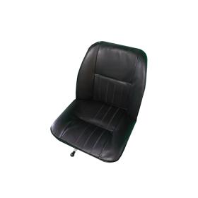 Kompakter Sitz mit Rückenlehne ohne Gurt