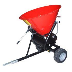 Chariot d'épandage STW à fixer sur un chariot élévateur à fourche, un tracteur, etc.