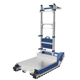 Treppensteiger mit Raupenantrieb für Lasten bis zu 400 kg
