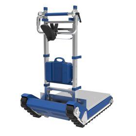 Treppensteiger mit Raupenantrieb für schwere Lasten