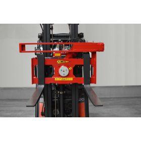 Renverseur de caisse 180° - 200° - K 54 - rotation à gauche ou à droite, visibilité optimale