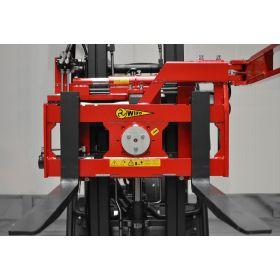 Renverseur de caisse 180° - 200° - SK 54 - avec déplacement latéral, rotation à gauche ou à droite