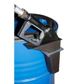 Zapfpistolenhalter für Fässer 60 Liter 200 Liter