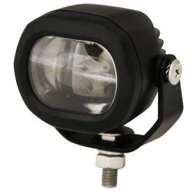 Dispositif d'avertissement de chemin optique - Zone rouge, LED 12-80V