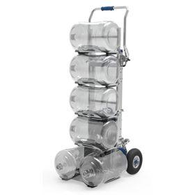 Wasserflaschenträger für max. 6 Gallonen zu Treppensteiger