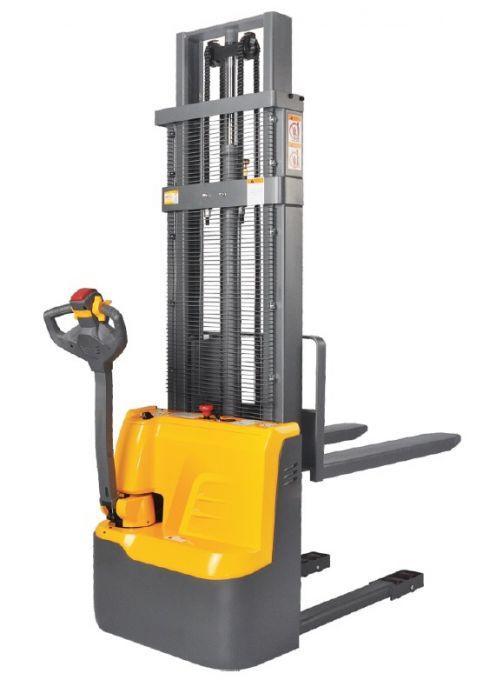 Unimax Deichselstapler, Eco Line, FN 10, Tragkraft 1000 kg, Hubhöhe 1600 - 3300 mm