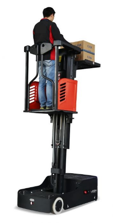 Kommissionierer JX0, Hubhöhe 3060 mm, Arbeitshöhe 5000 mm