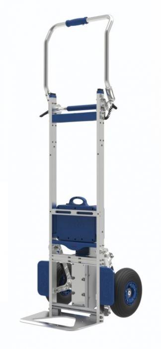Treppensteiger mit elektrischem Antrieb, Tragkraft 170 kg, 2 Steiggeschwindigkeiten