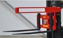 Drehgeräte für Stapler in diversen Ausführungen