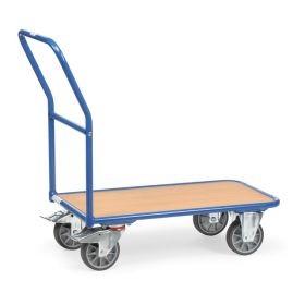 Plattformwagen, Tragkraft 250 - 400 kg, Plattformen in verschiedenen Grössen