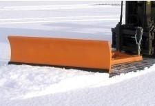 Schneeschieber/Schneepflug für Stapler in diversen Ausführungen